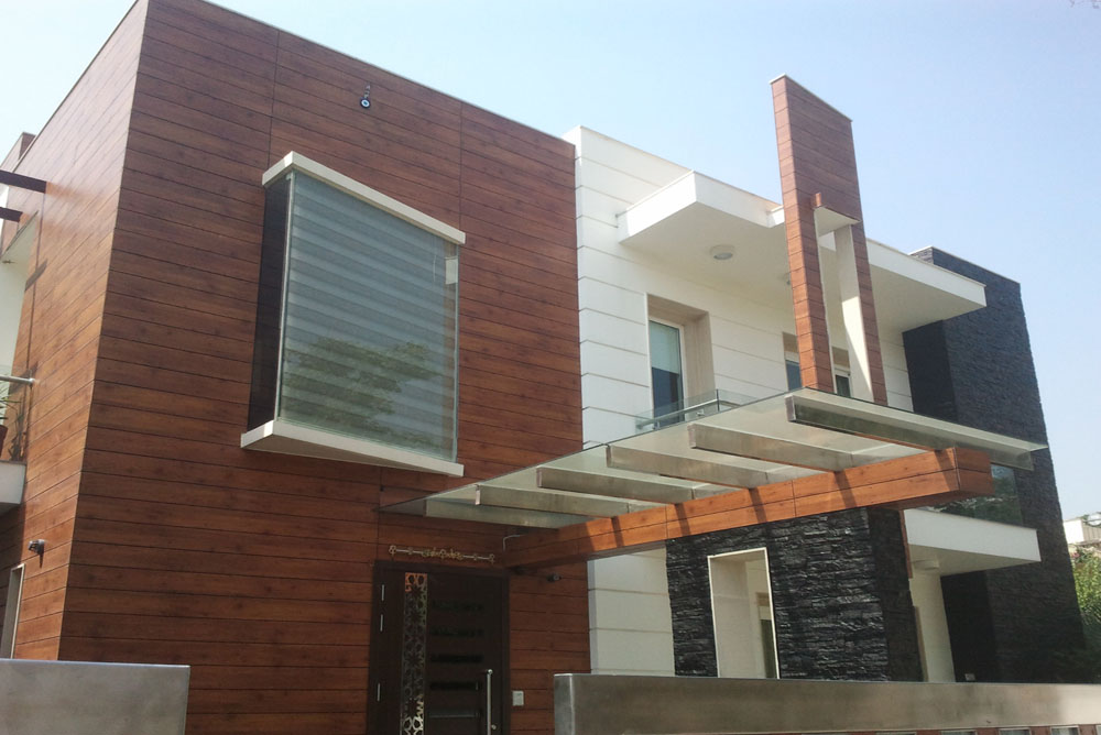 High Pressure Laminate Hpl Exterior Supplier Delhi Gurgaon