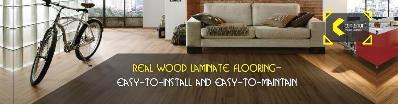 laminated wooden flooring delhi