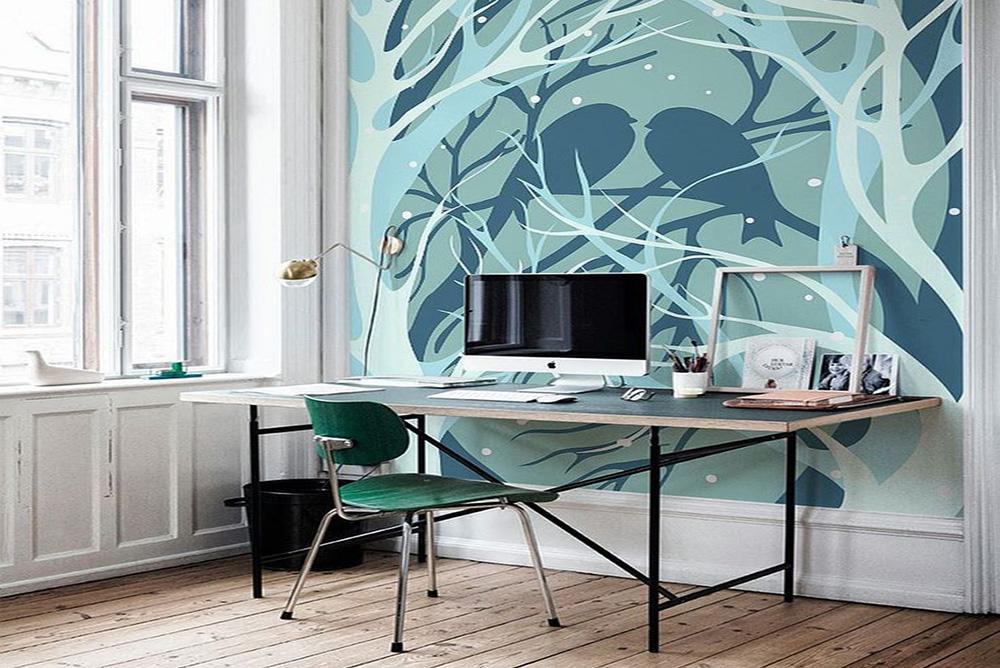 Office Wallpaper Manufacturer