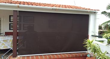 waterproof blinds for balcony